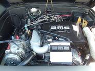 Delorean Engine Bay-2749