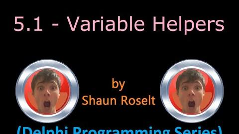 Delphi Programming Series 5
