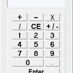 Simple Calculator Tutorial