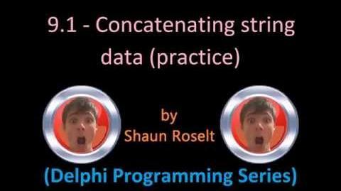 Delphi Programming Series 9