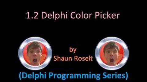 Delphi Programming Series 1