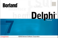 Delphi7personalSplash