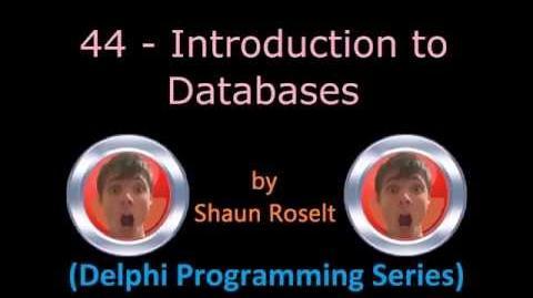 Delphi Programming Series