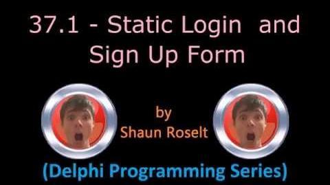 Delphi Programming Series 37