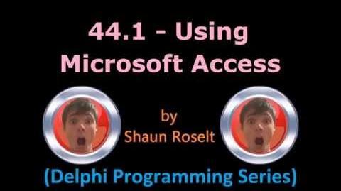 Delphi Programming Series 44