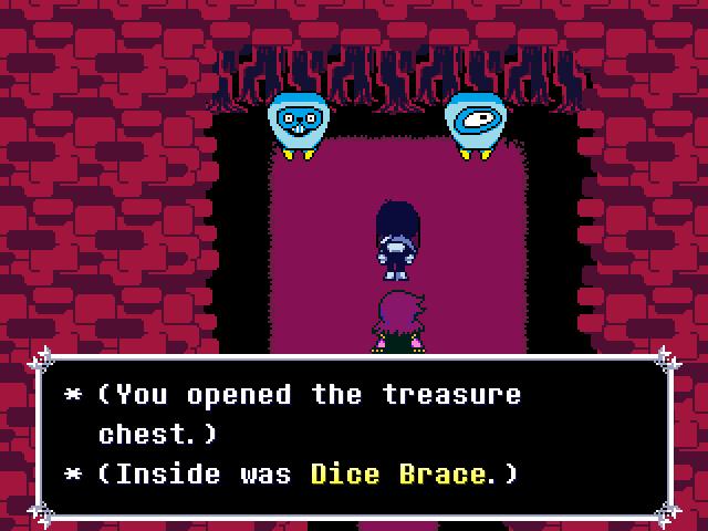 Dice Brace