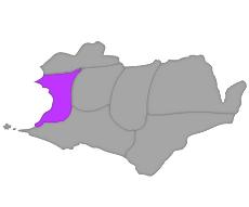 Map of Amethyst territory