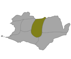 Map of Opal territory