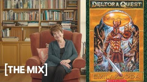 The woman behind iconic Deltora Quest author Emily Rodda