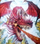 Rolf dragon (Dragon's Nest)