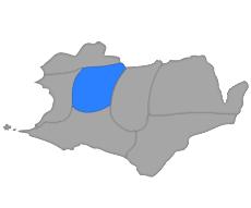 Map of Lapis Lazuli territory
