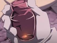 Prin's tear falling into the nectar jar (Anime)