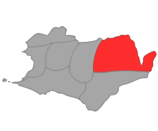 Map of Ruby territory