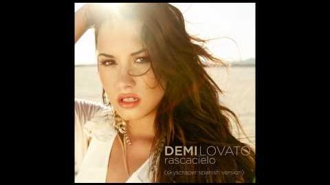 Demi Lovato - Rascacielo (Skyscraper Spanish Version) - Audio Only