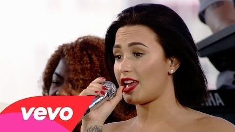 Demi Lovato - Heart Attack (Demi Live in Brazil)