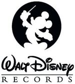 Walt Disney Records Logo