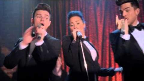 Glee - The Happening (Perfomance)