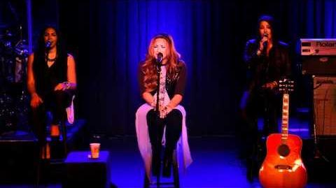 Demi Lovato - Skyscraper (An Intimate Performance)