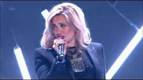 Demi Lovato - Heart Attack (Britain's Got Talent 2013)