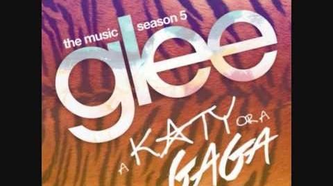 Glee - Roar (Audio)