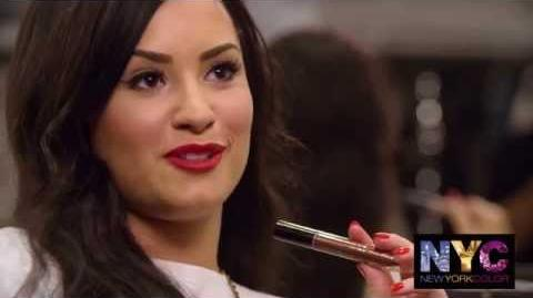 Makeup Tips by Demi Lovato City Proof 24HR waterproof eyeshadow