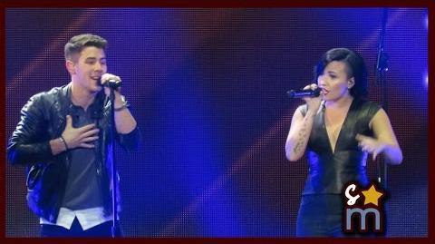 "Nick_Jonas_&_Demi_Lovato_-_""Avalanche""_Live_at_KIIS_FM_Jingle_Ball_2014"