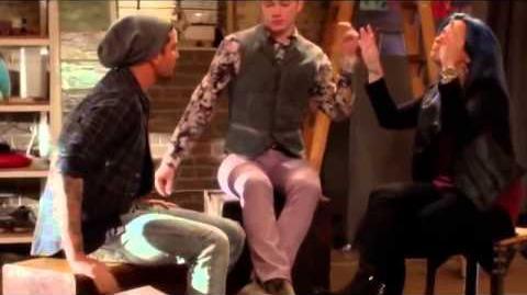 Glee - Hold On (Performance)