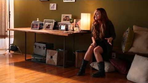 Demi Lovato - Give Your Heart a Break (Behind The Scenes)