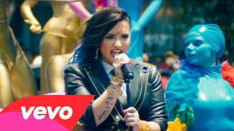 Demi Lovato - Really Don't Care (Behind The Scenes) ft