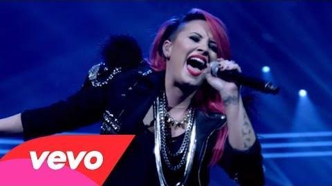 Demi Lovato - Vevo Presents Heart Attack (Live from the Neon Lights Tour)