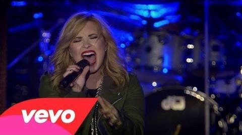 Demi Lovato - Heart Attack (VEVO Presents Live in London)