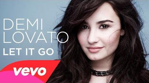 """Demi Lovato - Let It Go (from """"Frozen"""" Audio Only )"""