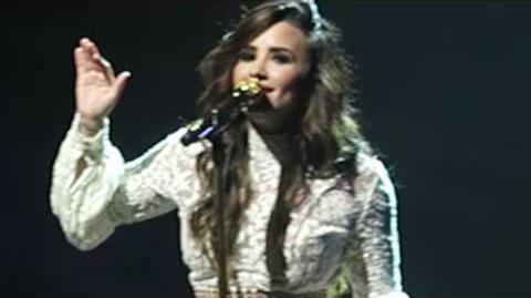 Demi Lovato - Natural Woman (Aretha Franklin Cover)