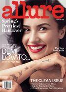 Demi allure 2016 cover
