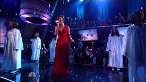 Demi Lovato - Skyscraper Rascacielo (Live At ALMA Awards 2011) HD 1080