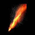 Flame Toss