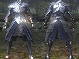 Dark Silver Set