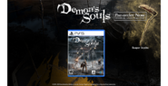 Demon's Souls Remake Pre-order