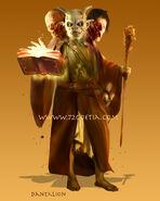 Dantalion the Duke of Hell