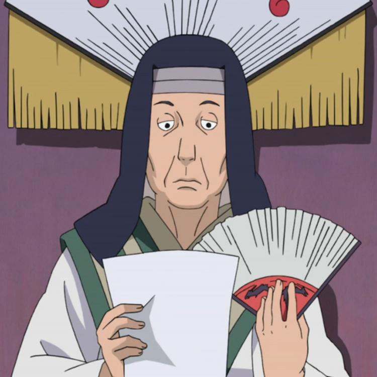 Daimyou des Feuer-Reiches