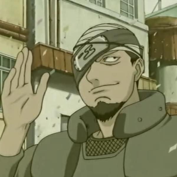 Ehemaliger Kopf der Kumogakure-Shinobi