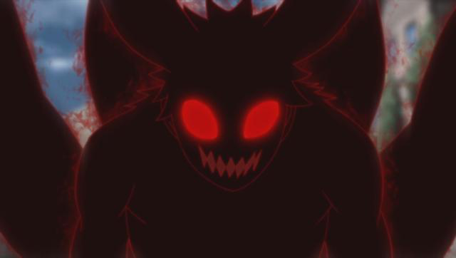 Kyuubi kashita Naruto no Kuroon