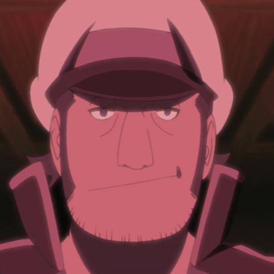 Kapitän des Geisterschiffs