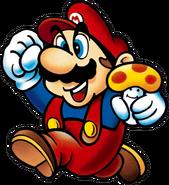 SMB Mario Artwork 1