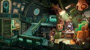Chaos auf Deponia Screenshot 01