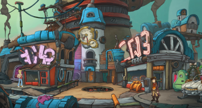 Paradox City
