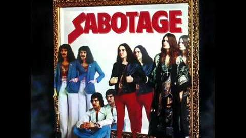 Black Sabbath Megalomania