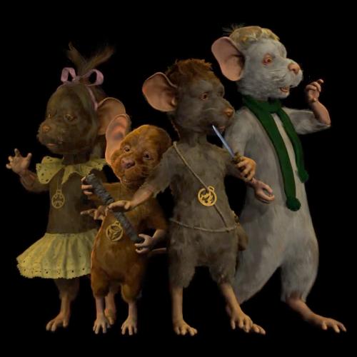 The Deptford Mice Wiki