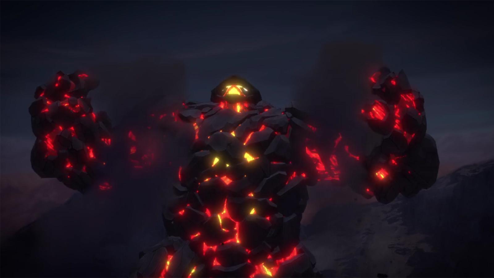 Magma-Titan