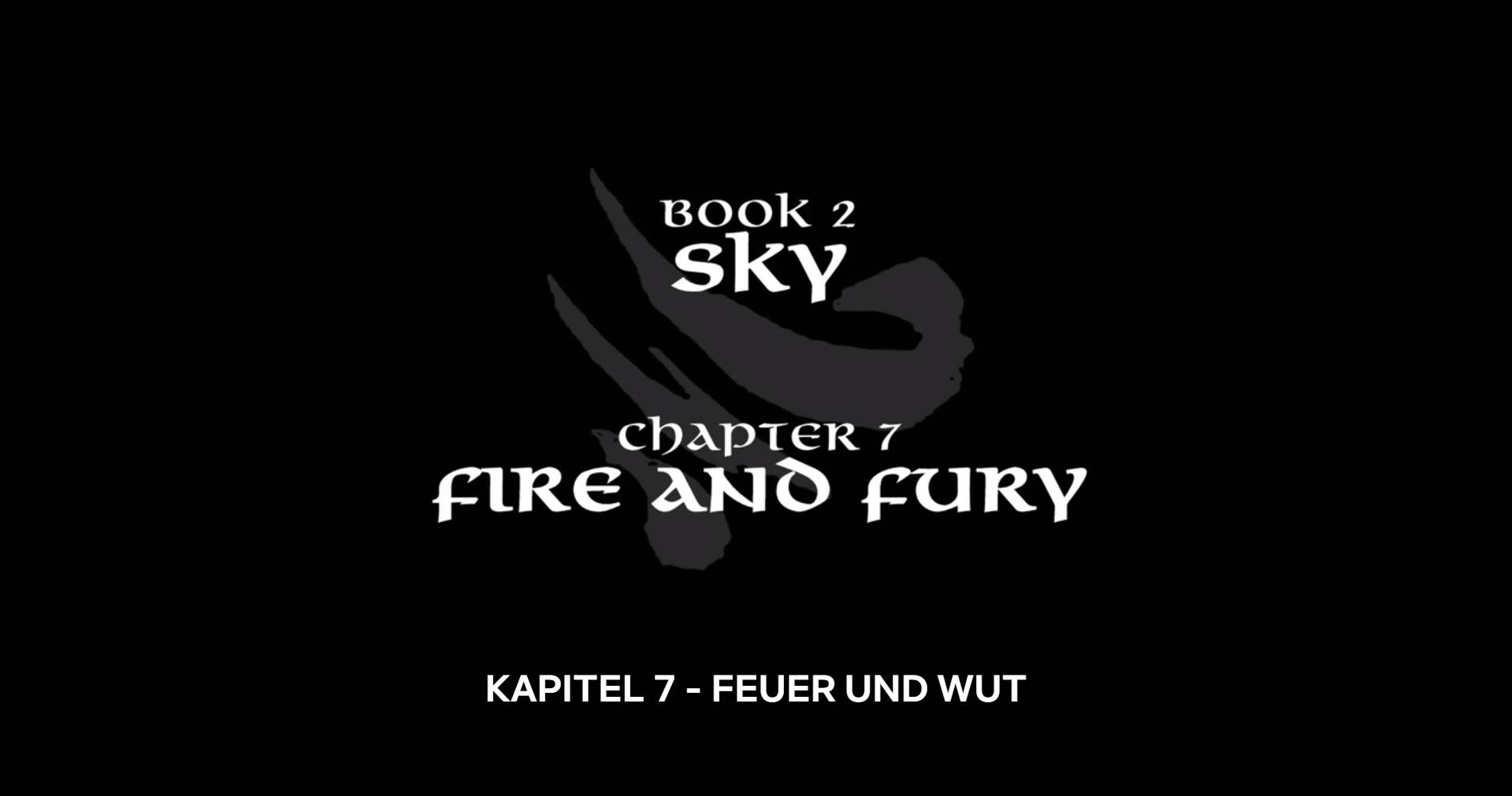 Feuer und Wut